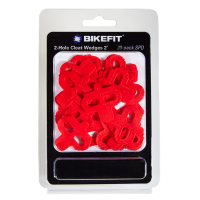 BikeFit Wedge SPD 2° 20-pack (only available for registered dealers/bike fitters)