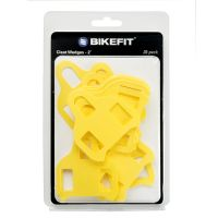 BikeFit Wedge Look/Shimano 2° 20-pack (only available for registered dealers/bike fitters)