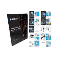 BikeFit Book/manual When the foot meets the pedal